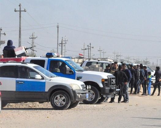 alQurnah police